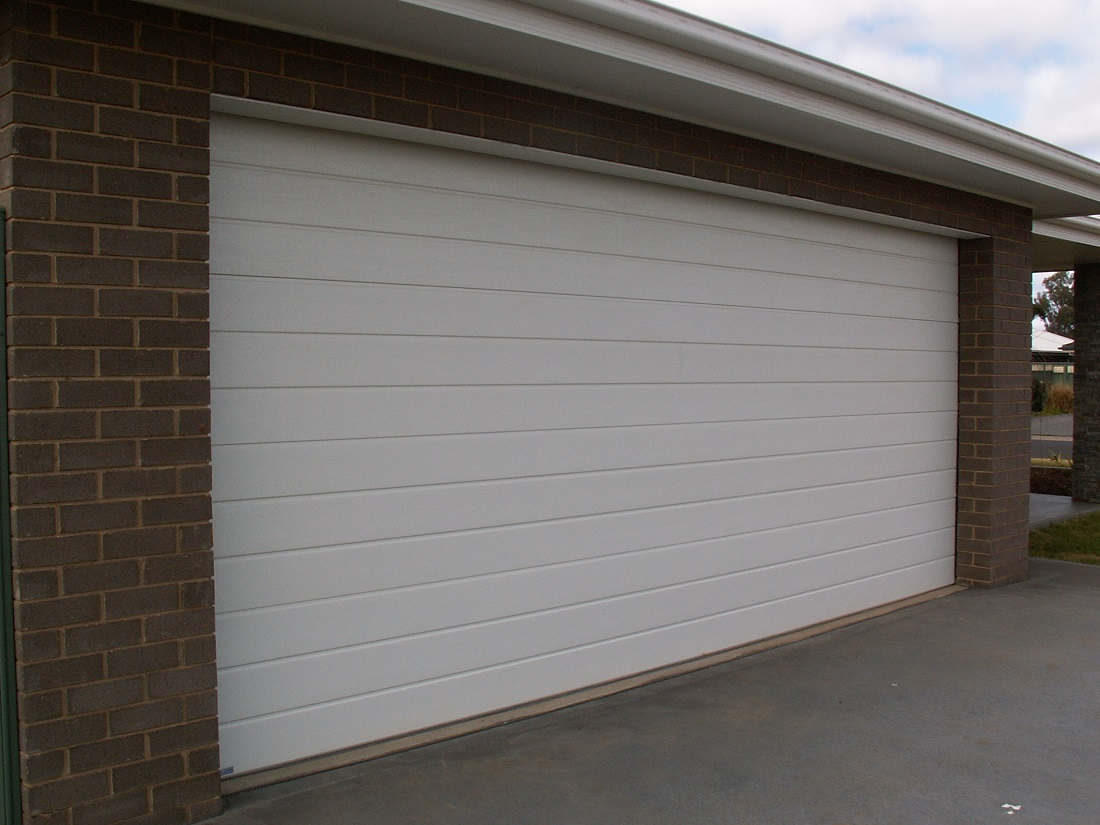 Steel Line Western Garage Doors
